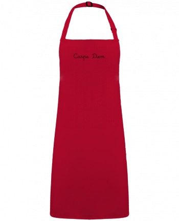 Apron no Pocket Carpe Diem by  Les Caprices de Filles