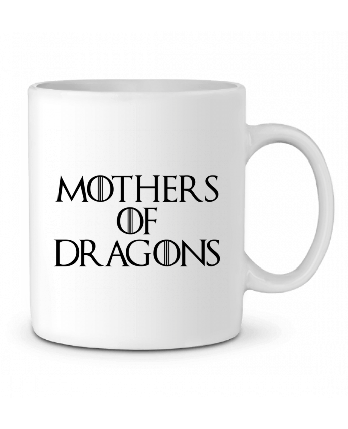 Ceramic Mug Mothers of dragons by Bichette