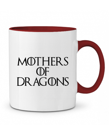 Two-tone Ceramic Mug Mothers of dragons Bichette