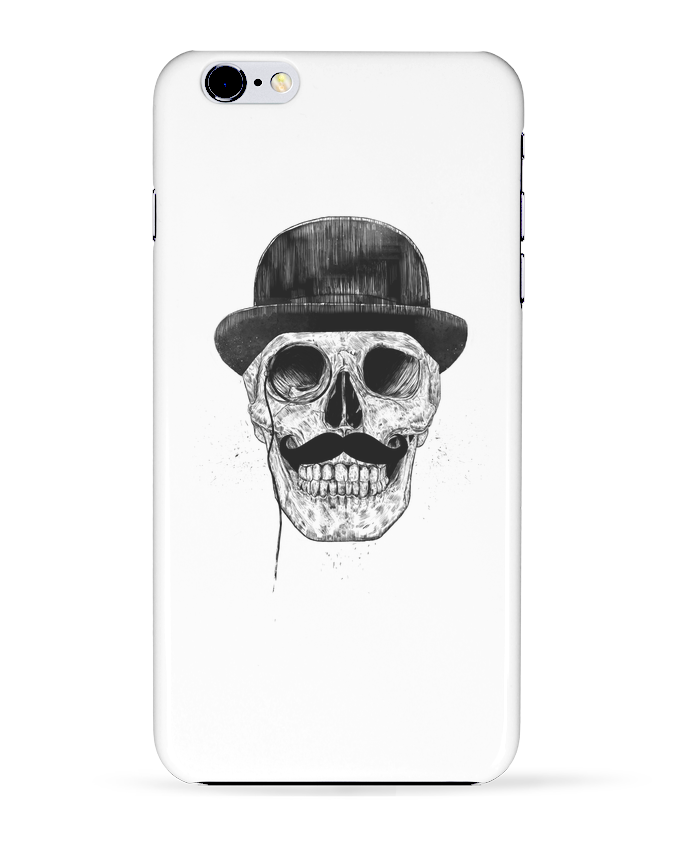 Case 3D iPhone 6+ Gentleman never die de Balàzs Solti