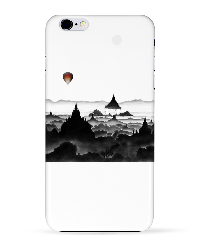 Case 3D iPhone 6+ Aurora de Florent Bodart