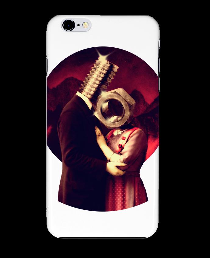Case 3D iPhone 6+ Screw Love de ali_gulec