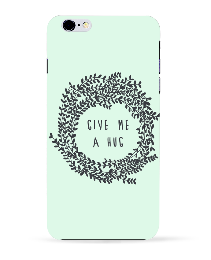 Case 3D iPhone 6+ Give me a hug de Les Caprices de Filles