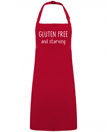 Apron no Pocket Gluten free and starving by  Bichette