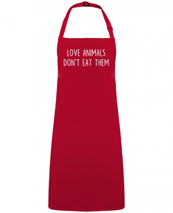 Apron no Pocket Love animals don't eat them by  Bichette