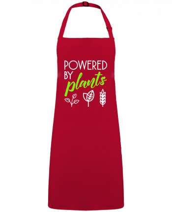 Apron no Pocket Powered by plants by  Bichette