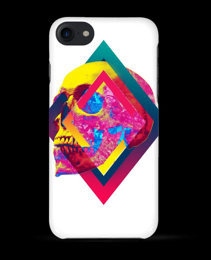 Case 3D iPhone 7 Lifeful Skull de ali_gulec