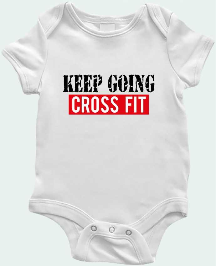 Baby Body Keep going ! Crossfit by tunetoo