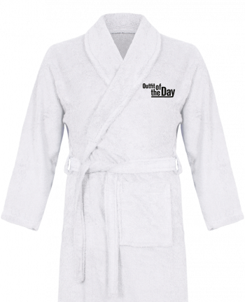 Sponge Premium Bathrobe Outfit of the day by tunetoo