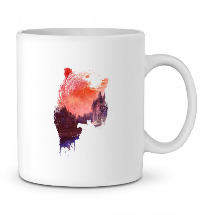 Ceramic Mug Love forever by robertfarkas