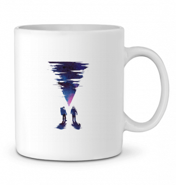 Ceramic Mug The thing by robertfarkas