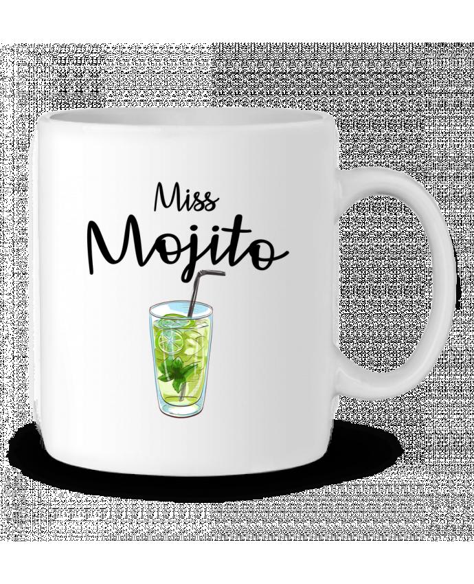 Ceramic Mug Miss Mojito by FRENCHUP-MAYO