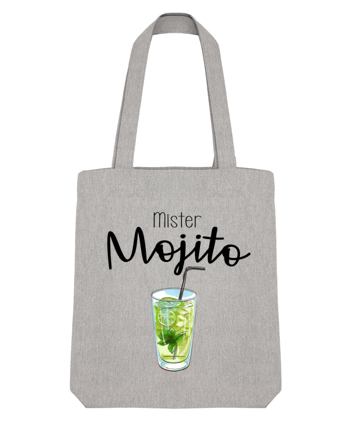 Tote Bag Stanley Stella Mister mojito by FRENCHUP-MAYO