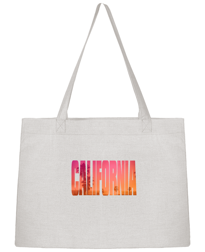 Shopping tote bag Stanley Stella California by justsayin