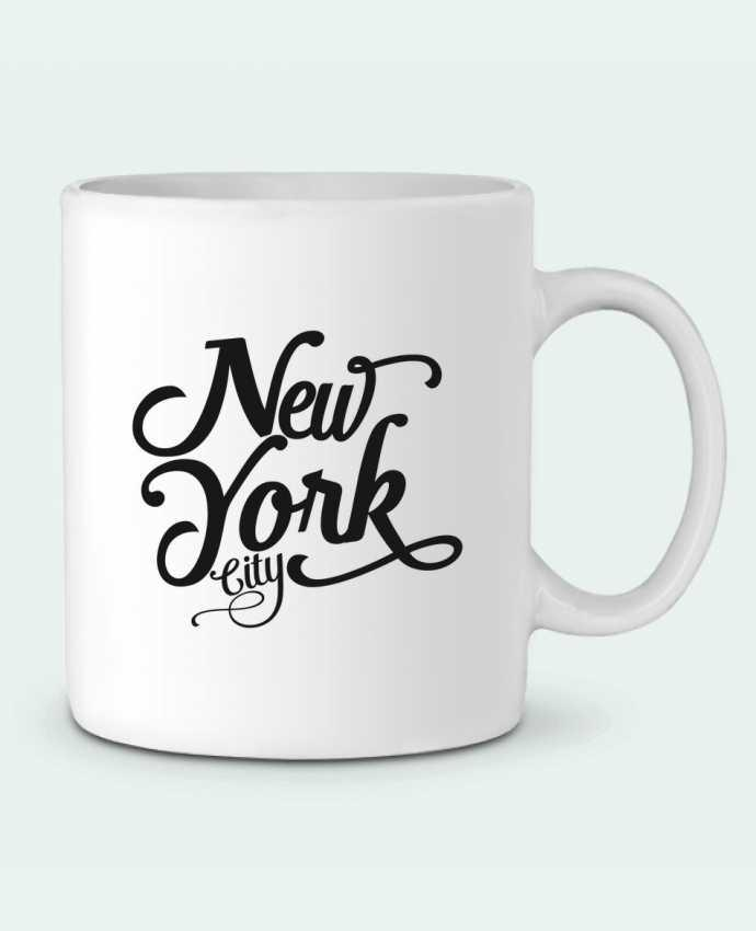 Ceramic Mug New York City by justsayin