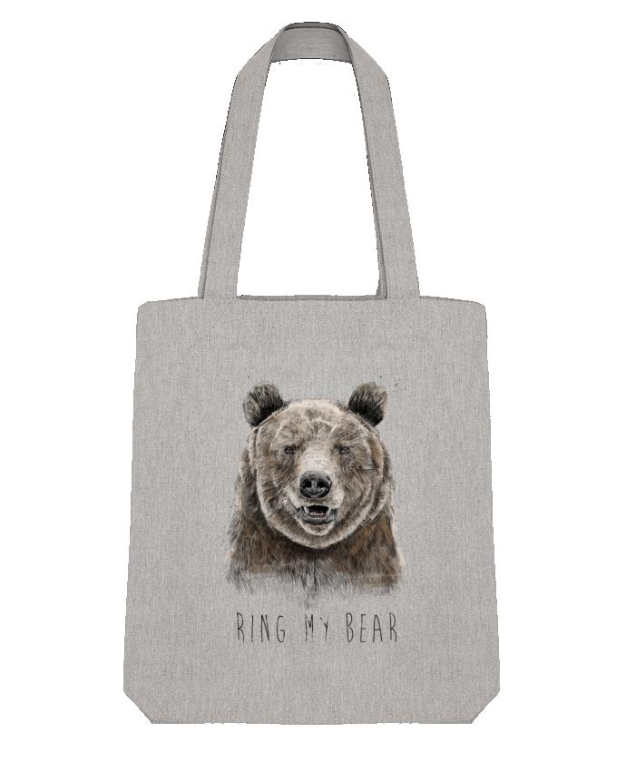 Tote Bag Stanley Stella Ring my bear by Balàzs Solti