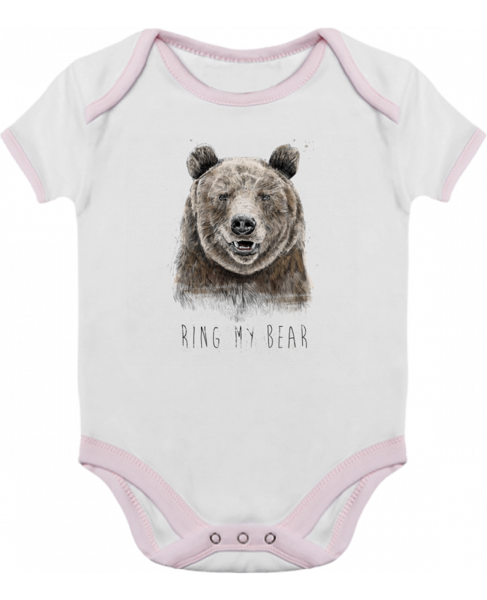 Baby Body Contrast Ring my bear by Balàzs Solti