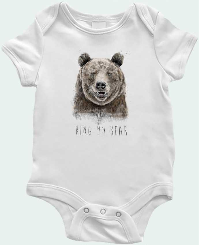 Baby Body Ring my bear by Balàzs Solti