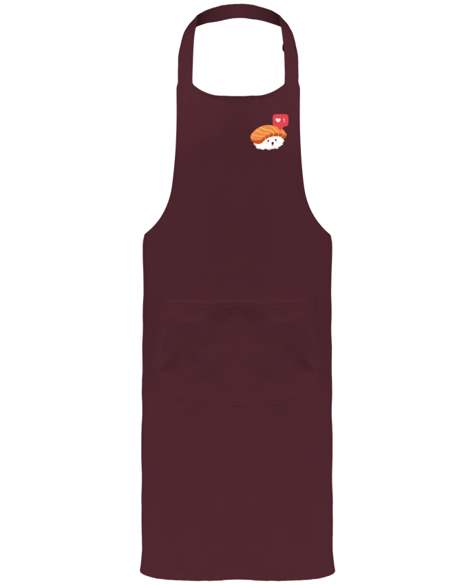 Garden or Sommelier Apron with Pocket Sushis like by Nana