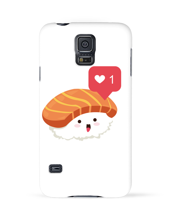 Case 3D Samsung Galaxy S5 Sushis like by Nana