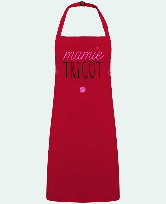 Apron no Pocket Mamie tricot by  tunetoo