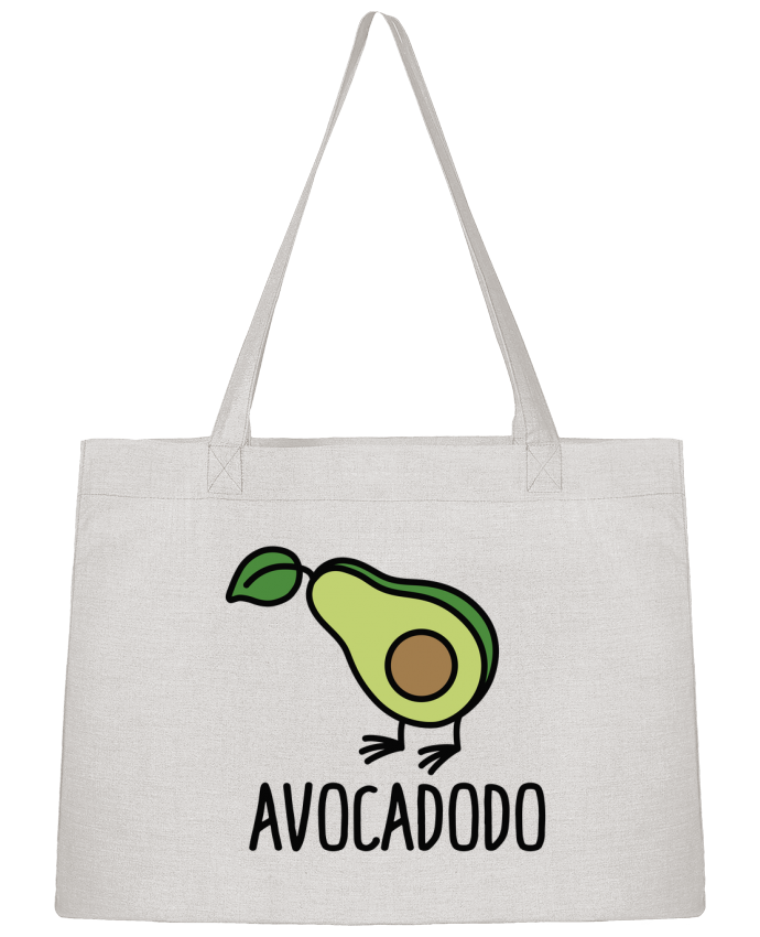 Shopping tote bag Stanley Stella Avocadodo by LaundryFactory