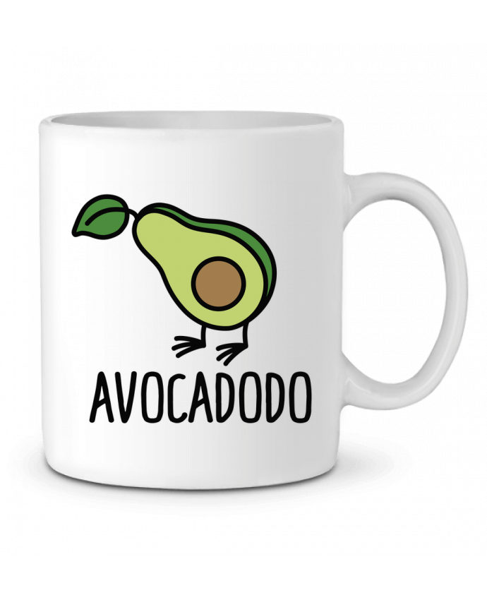Ceramic Mug Avocadodo by LaundryFactory