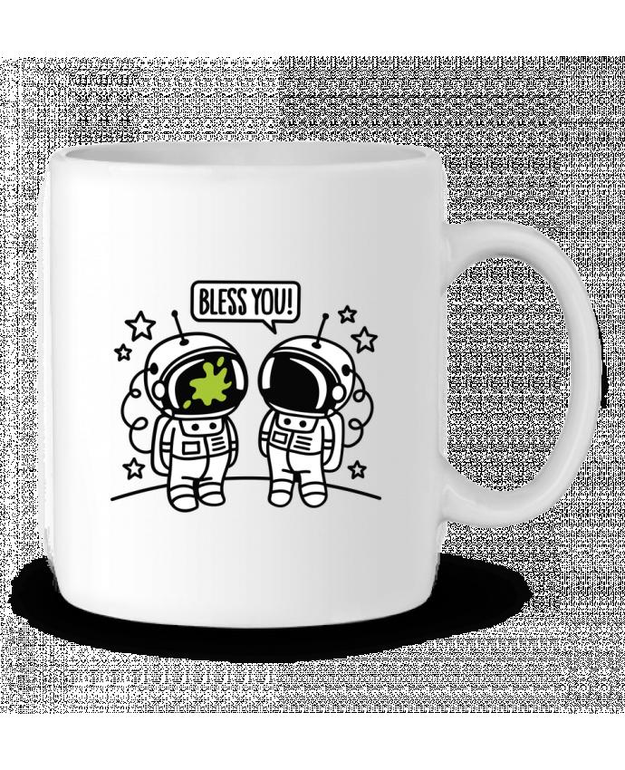 Ceramic Mug Bless you by LaundryFactory