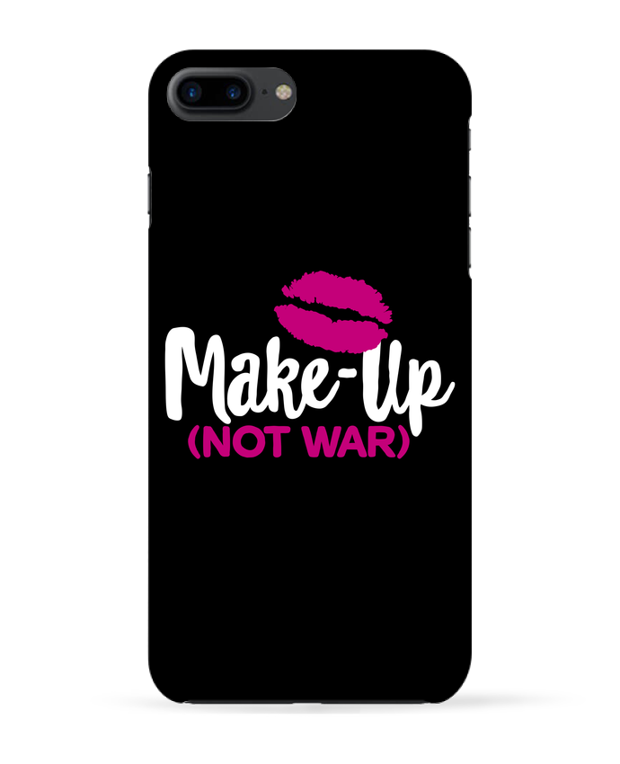 Case 3D iPhone 7+ Make up not war by LaundryFactory