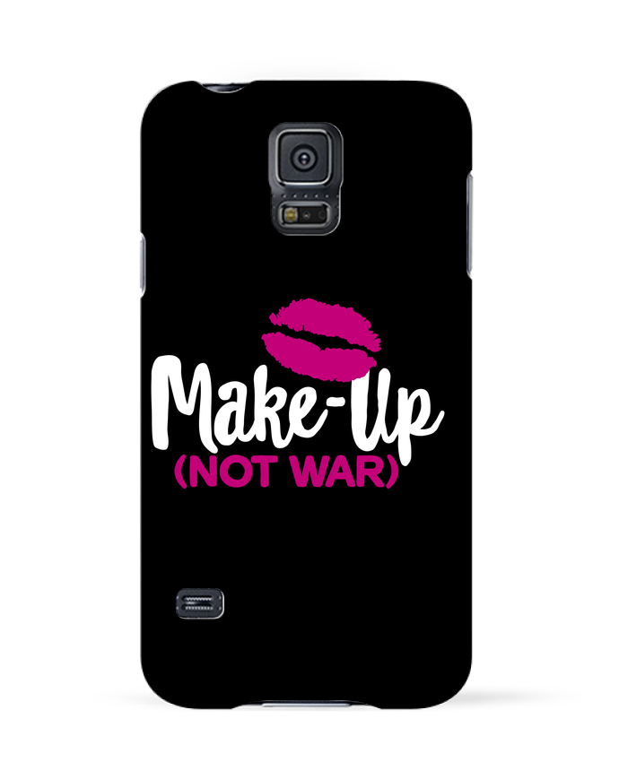 Case 3D Samsung Galaxy S5 Make up not war by LaundryFactory