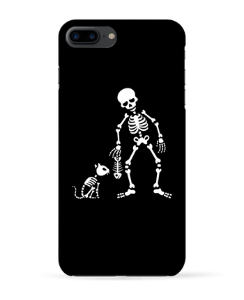 Case 3D iPhone 7+ Cats like fish by LaundryFactory