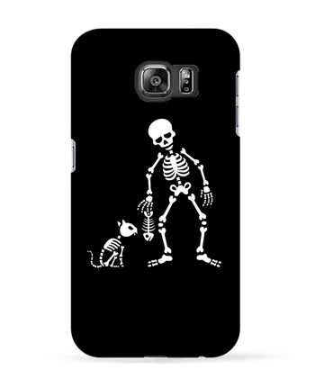 Case 3D Samsung Galaxy S6 Cats like fish - LaundryFactory