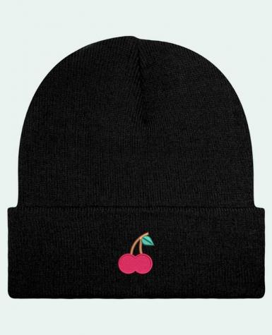 Reversible Beanie Cerise by tunetoo