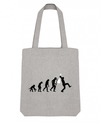 Tote Bag Stanley Stella Evolution Rock by LaundryFactory