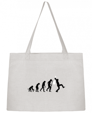 Shopping tote bag Stanley Stella Evolution Rock by LaundryFactory