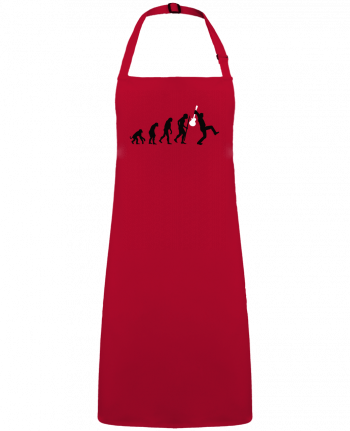 Apron no Pocket Evolution Rock by  LaundryFactory