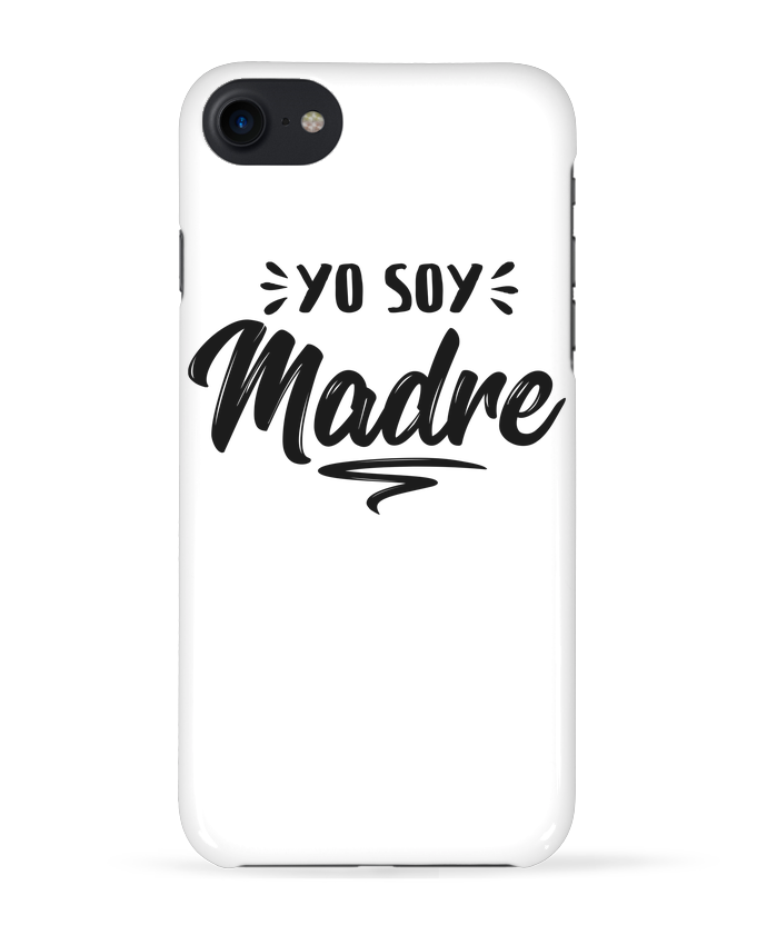 Case 3D iPhone 7 Soy madre de tunetoo