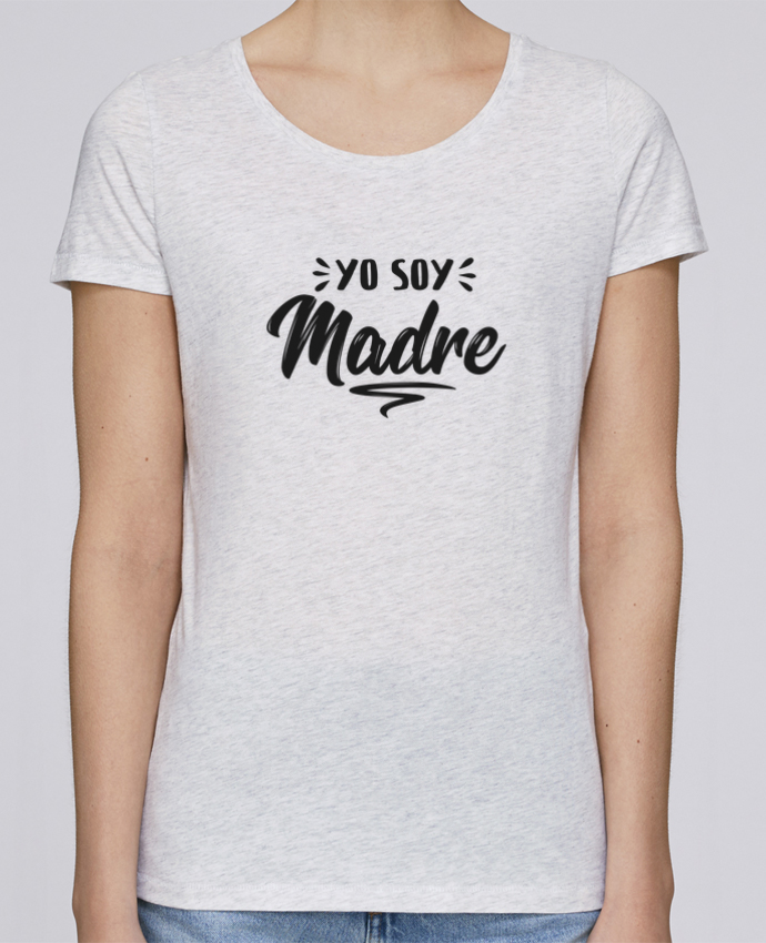 T-shirt Women Stella Loves Soy madre by tunetoo