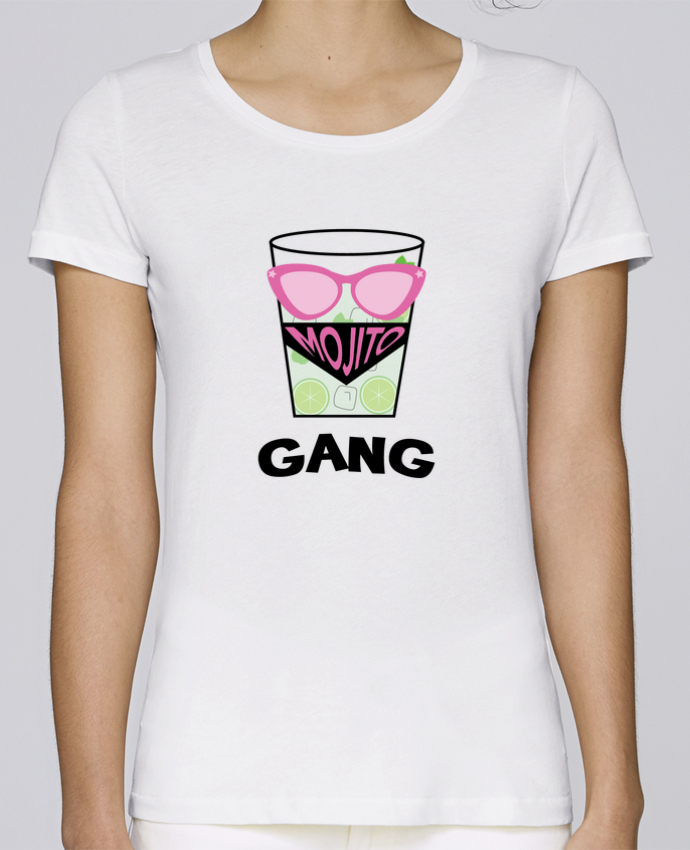 T-shirt Women Stella Loves Mojito Gang by tunetoo