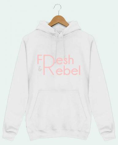 Hoodie Men Fresh and Rebel by tunetoo