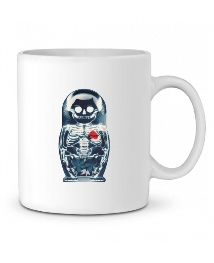 Ceramic Mug Nesting doll by ali_gulec