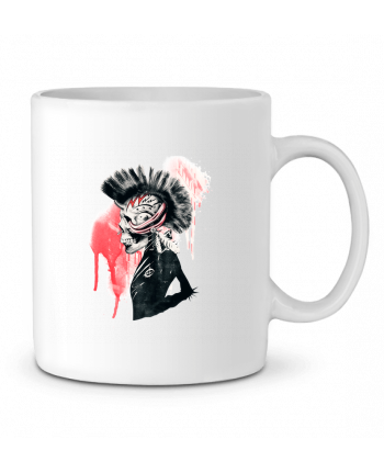 Ceramic Mug Punk by ali_gulec