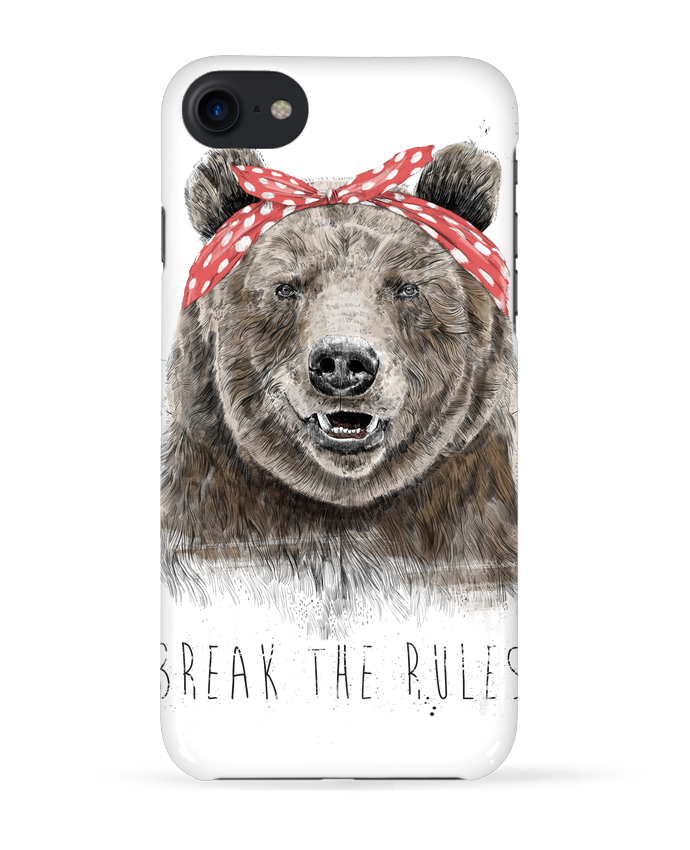Case 3D iPhone 7 Break the rules II de Balàzs Solti