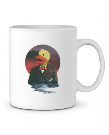 Ceramic Mug Rubber ducky by ali_gulec