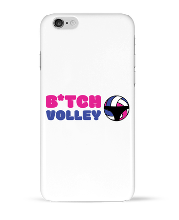 Case 3D iPhone 6 B*tch volley by tunetoo
