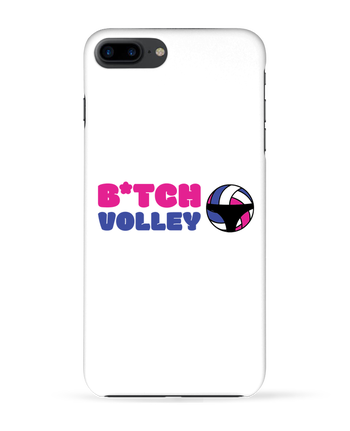 Case 3D iPhone 7+ B*tch volley by tunetoo