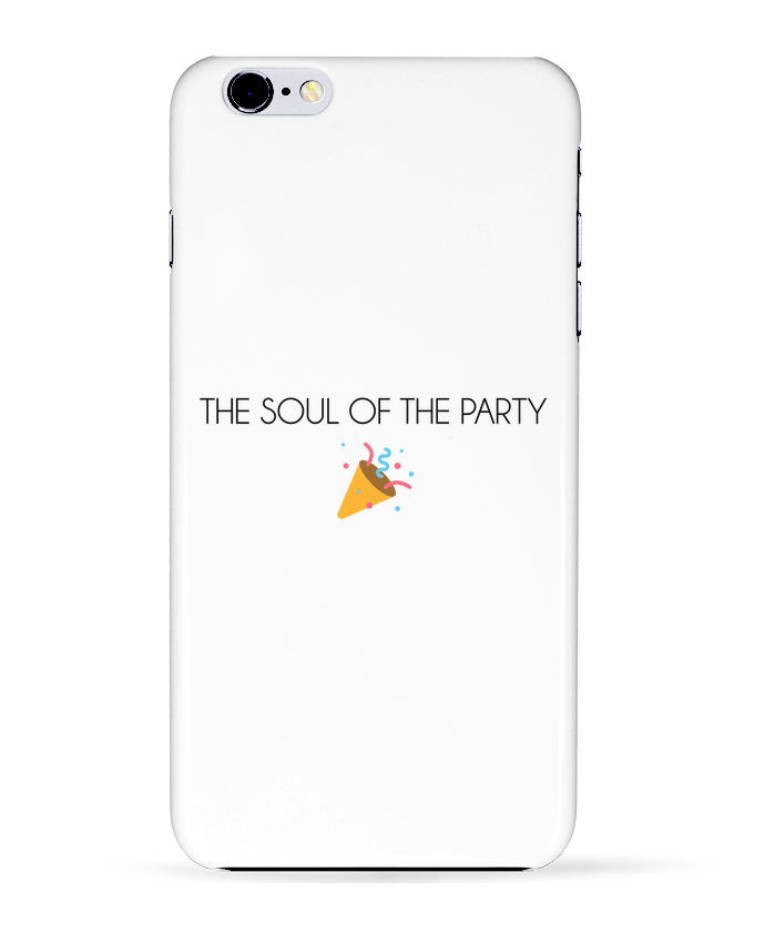 Case 3D iPhone 6+ The soul of the byty basic de tunetoo