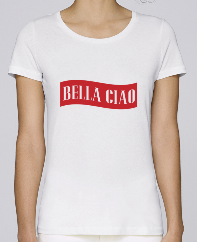 T-shirt Women Stella Loves BELLA CIAO by tunetoo