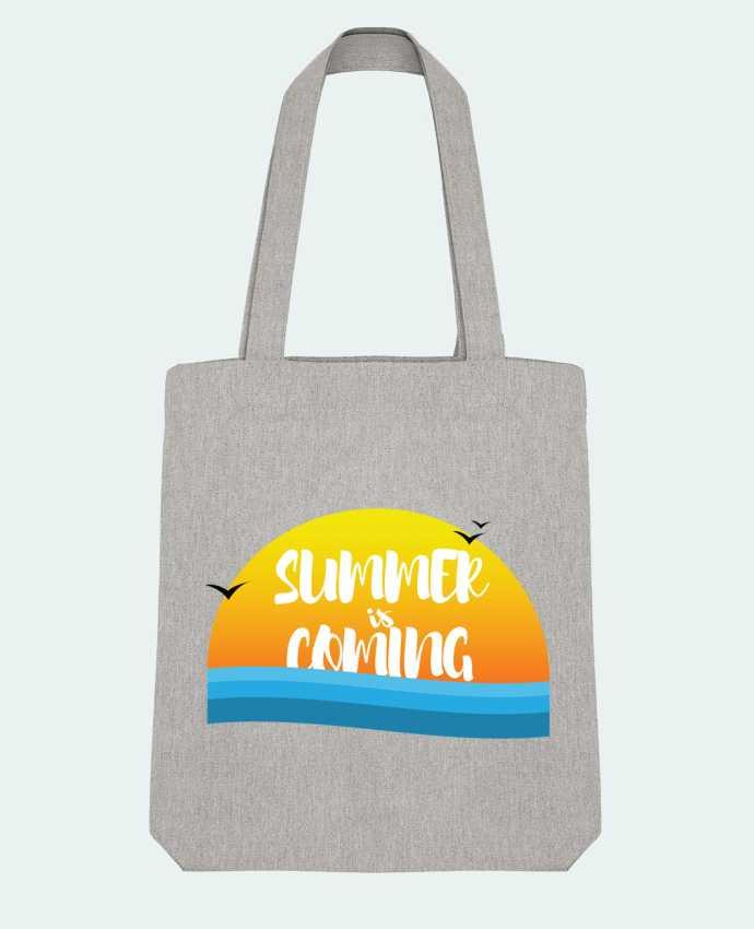 Tote Bag Stanley Stella Summer is coming by tunetoo