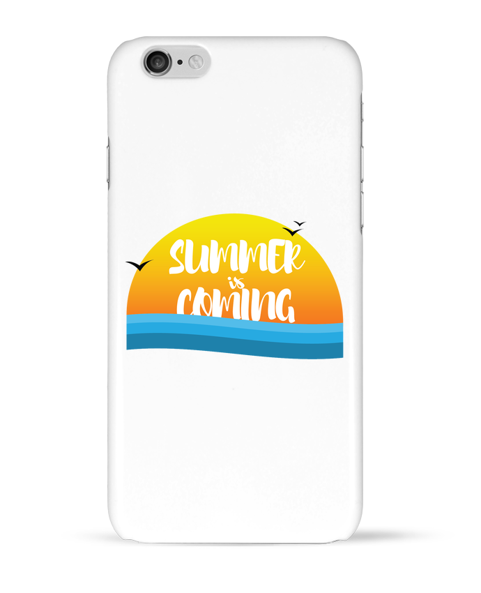 Case 3D iPhone 6 Summer is coming by tunetoo